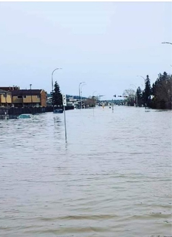 Fort McMurray Flooding 2020